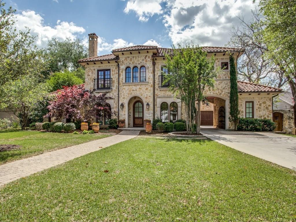 Sold Property | 6738 Stefani Drive Dallas, Texas 75225 0