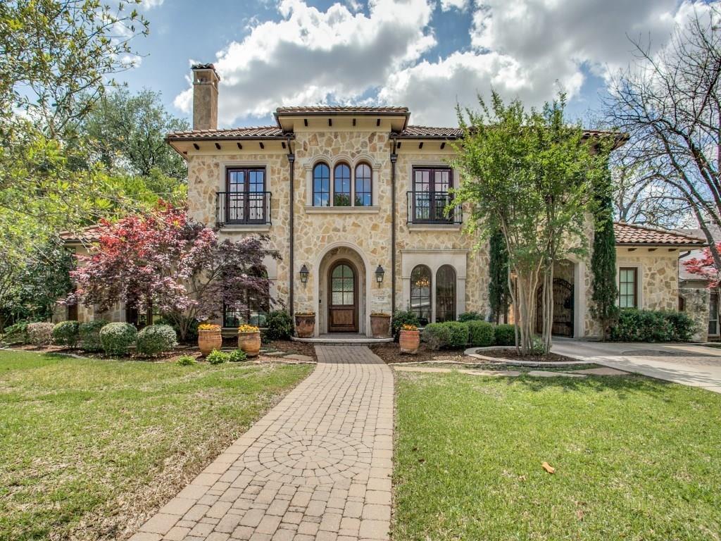 Sold Property | 6738 Stefani Drive Dallas, Texas 75225 1