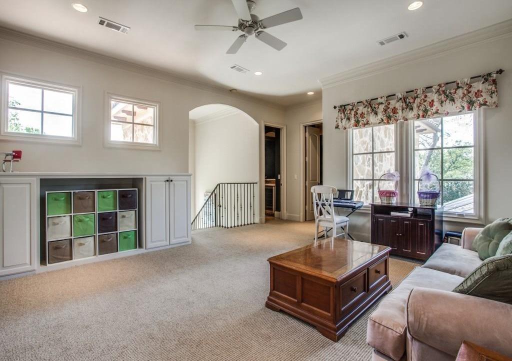 Sold Property | 6738 Stefani Drive Dallas, Texas 75225 25