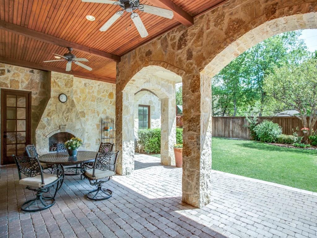 Sold Property | 6738 Stefani Drive Dallas, Texas 75225 34