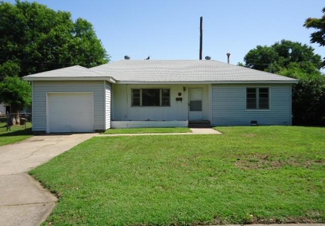 Sold Intraoffice W/MLS | 1021 N Elm  Ponca City, OK 74601 0