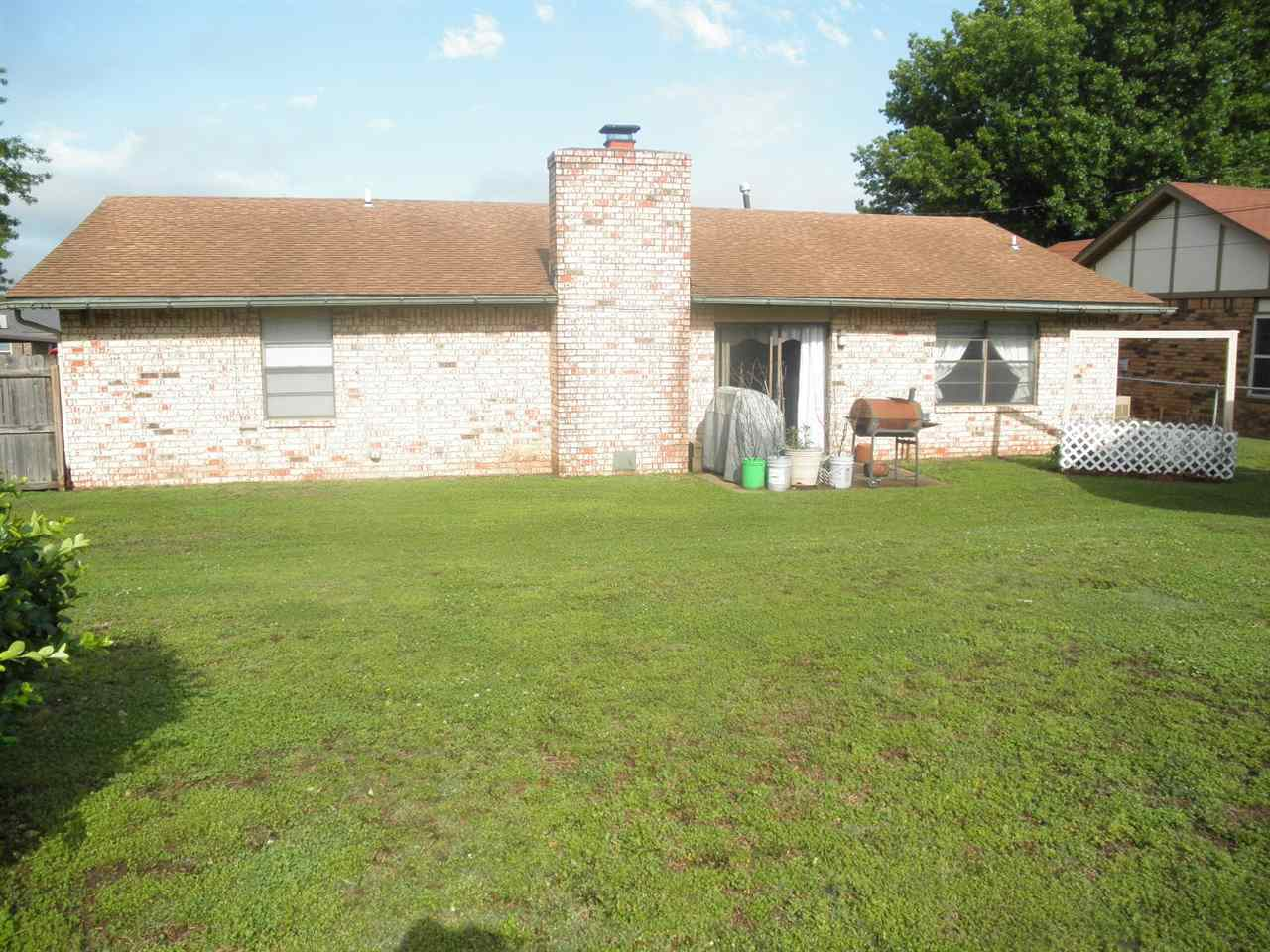 Sold Cross Sale W/ MLS | 601 Hampton Ponca City, OK 74601 15