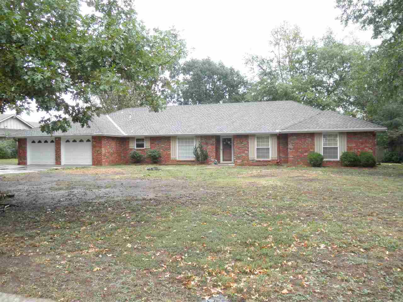 Sold Cross Sale W/ MLS | 2805 Homestead Ponca City, OK 74604 0