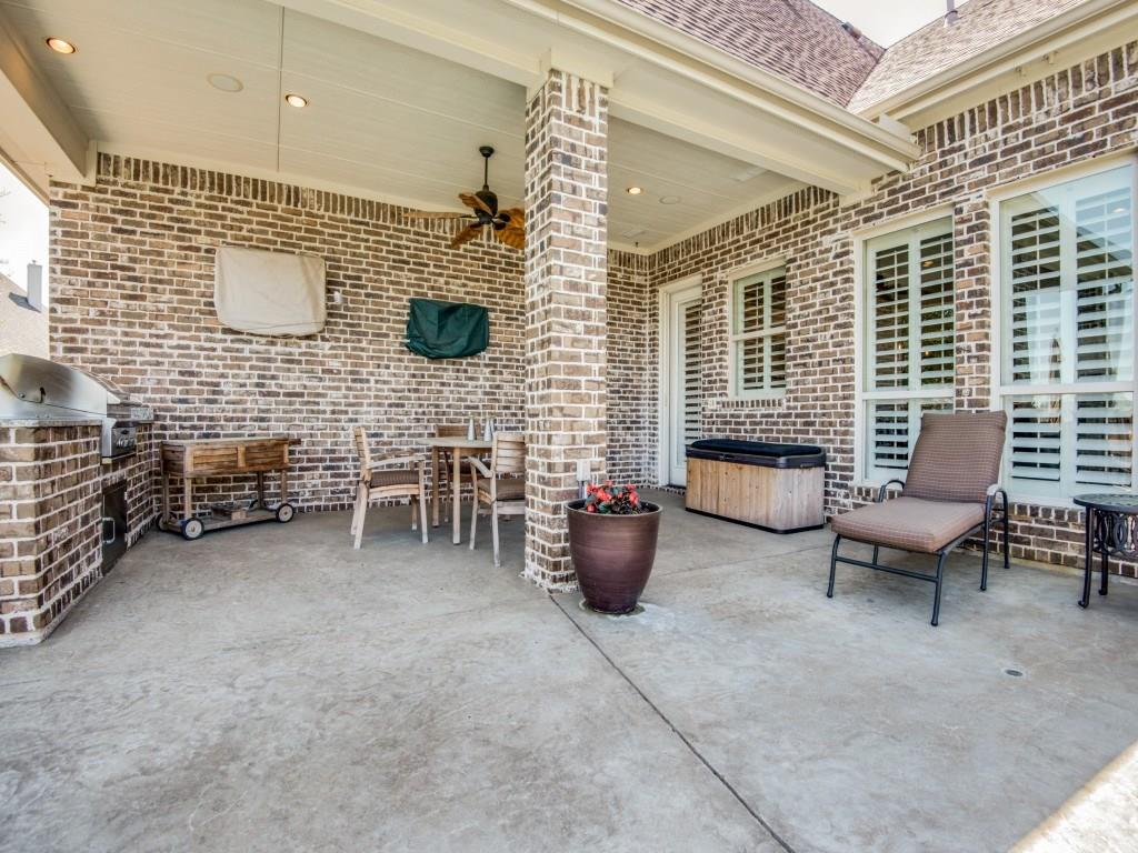 Sold Property | 1120 Crystal Falls Drive Prosper, Texas 75078 34
