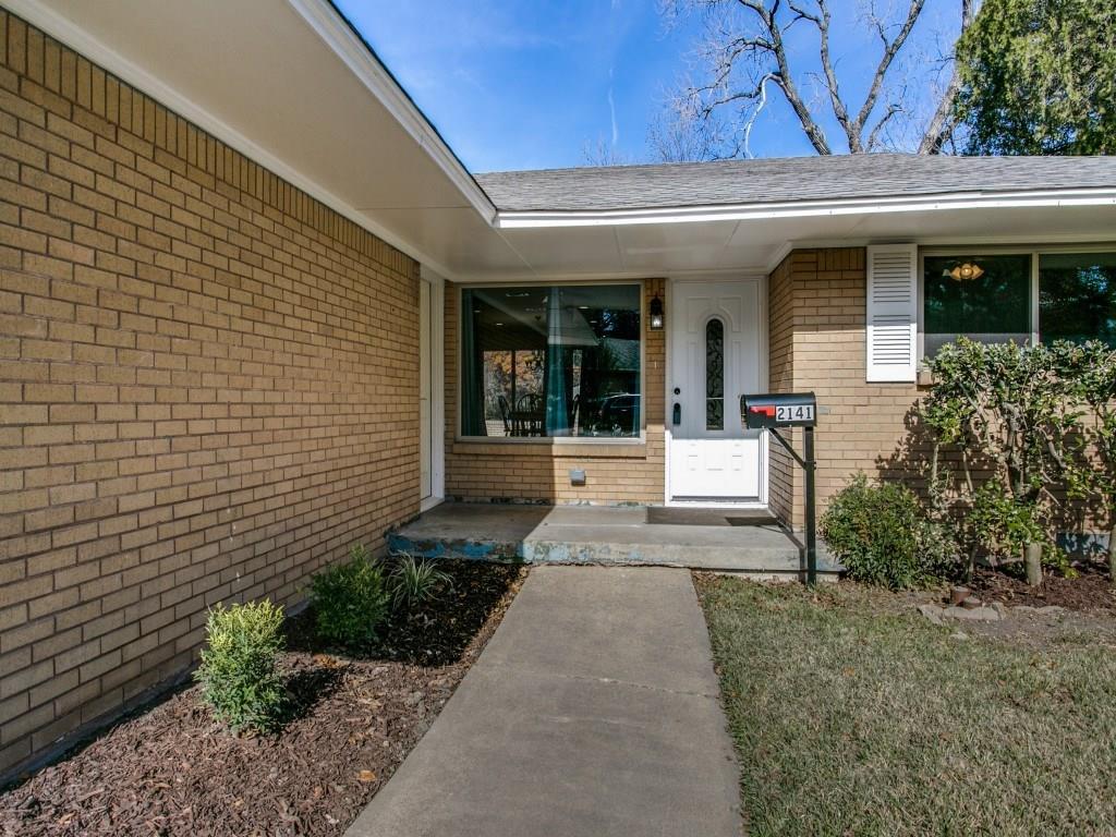 Sold Property | 2141 Siesta Drive Dallas, Texas 75224 2