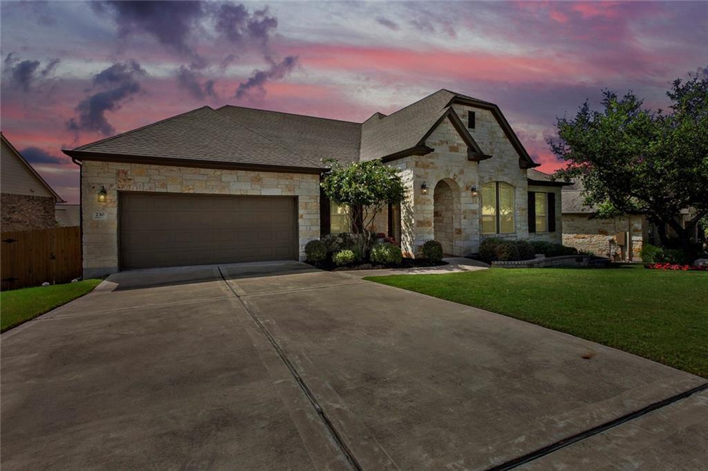 Sold Property   230 Trinity Hills Drive Austin, TX 78737 2