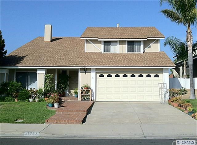 Closed | 21722 ALVAREZ  Mission Viejo, CA 92691 0