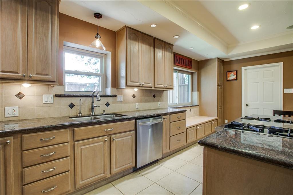 Sold Property | 7606 Queens Garden Drive Dallas, Texas 75248 7