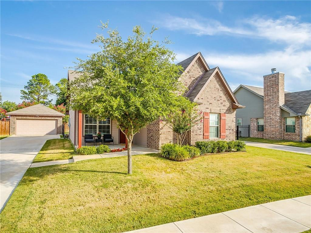 Sold Property | 256 Tinker Trail Burleson, TX 76028 2