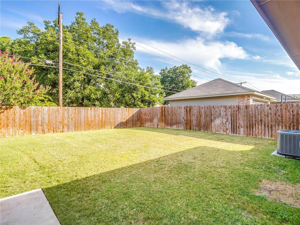 Sold Property | 256 Tinker Trail Burleson, TX 76028 34
