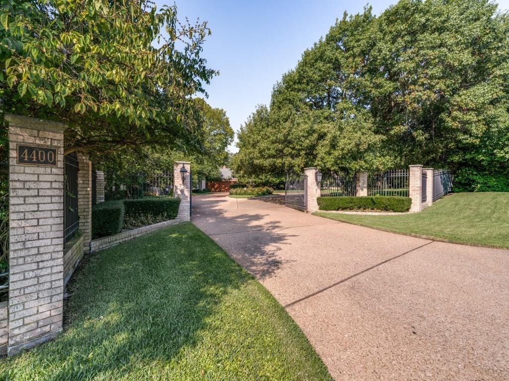 Sold Property | 4400 Williamsburg Road Dallas, Texas 75220 0
