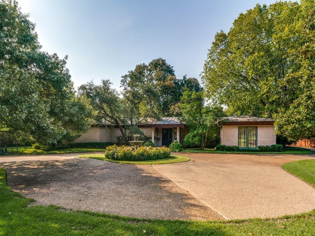 Sold Property | 4400 Williamsburg Road Dallas, Texas 75220 2