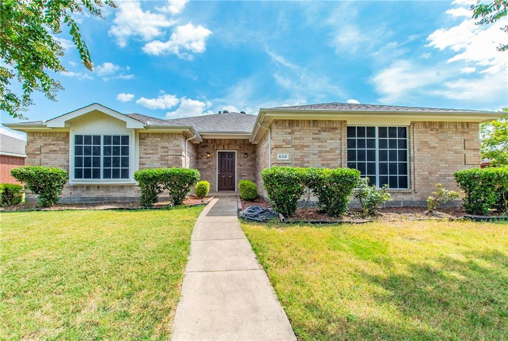 Sold Property | 608 Comanche Trail Murphy, Texas 75094 0