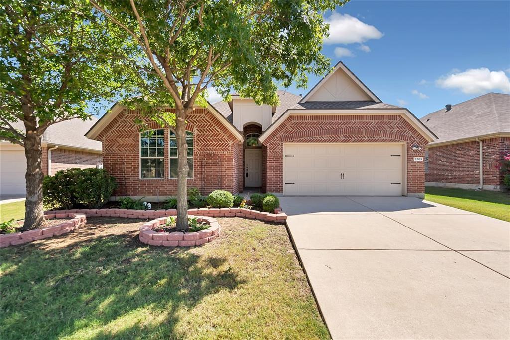 Sold Property | 5709 Balmorhea Drive Denton, Texas 76226 1