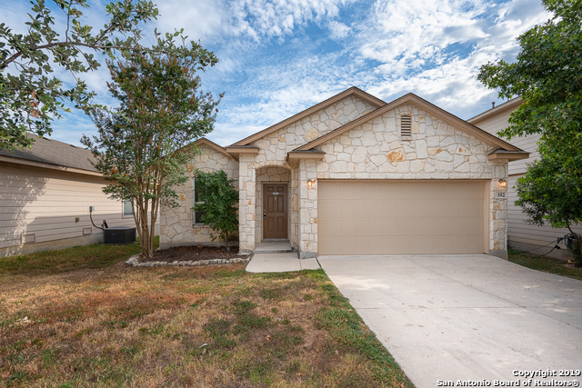 Active Option | 552 RED QUILL NEST  San Antonio, TX 78253 0