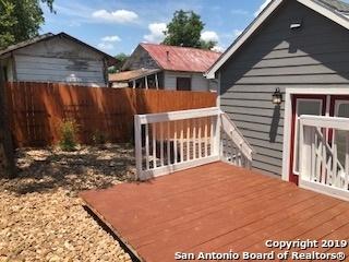 Property for Rent | 214 Lucas St  San Antonio, TX 78209 23