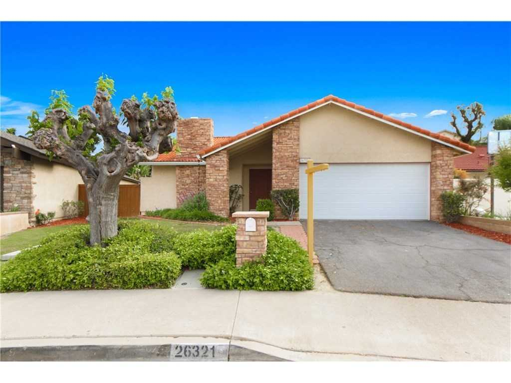 Sold Property | 26321 Via Lara Mission Viejo, CA 92691 0