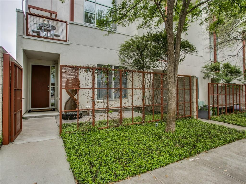 Sold Property | 4026 Travis Street #A Dallas, Texas 75204 0