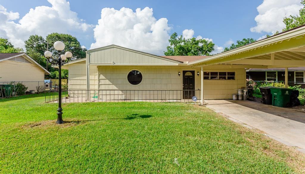 Off Market | 5626 Lyndhurst Drive Houston, Texas 77033 1