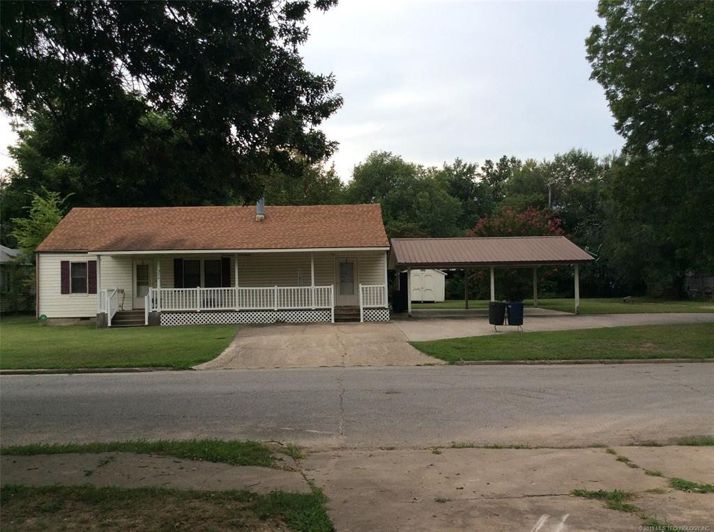Active | 304 N Hogan Street Pryor, OK 74361 0
