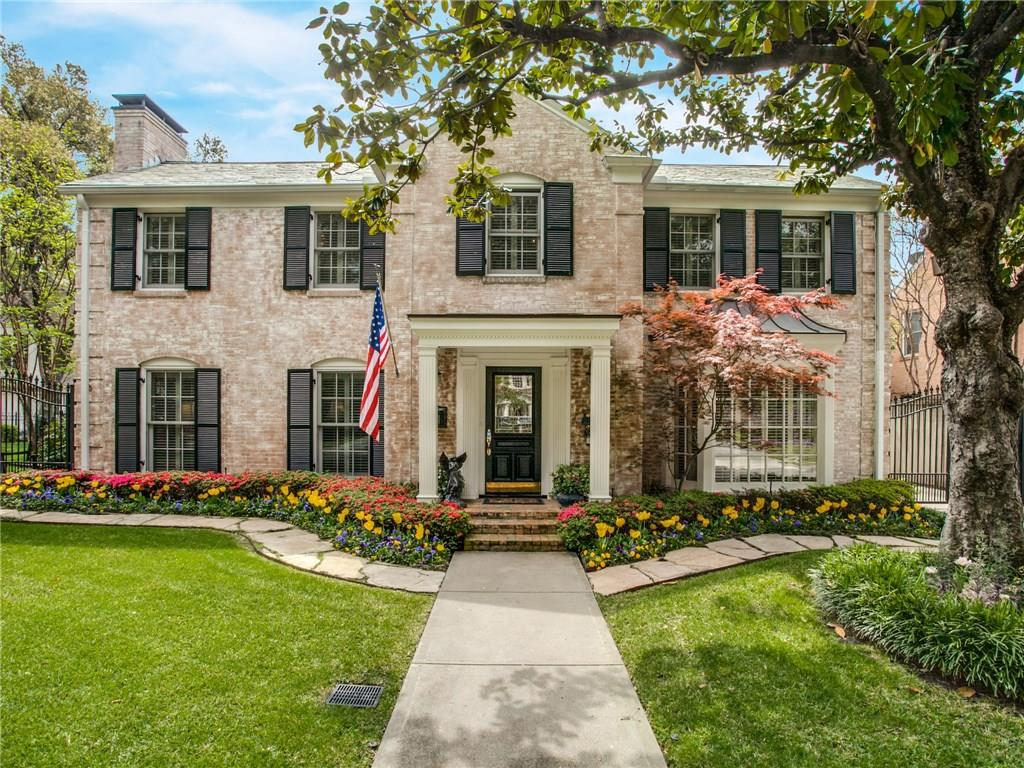 Sold Property   4417 Belclaire Avenue Highland Park, Texas 75205 0