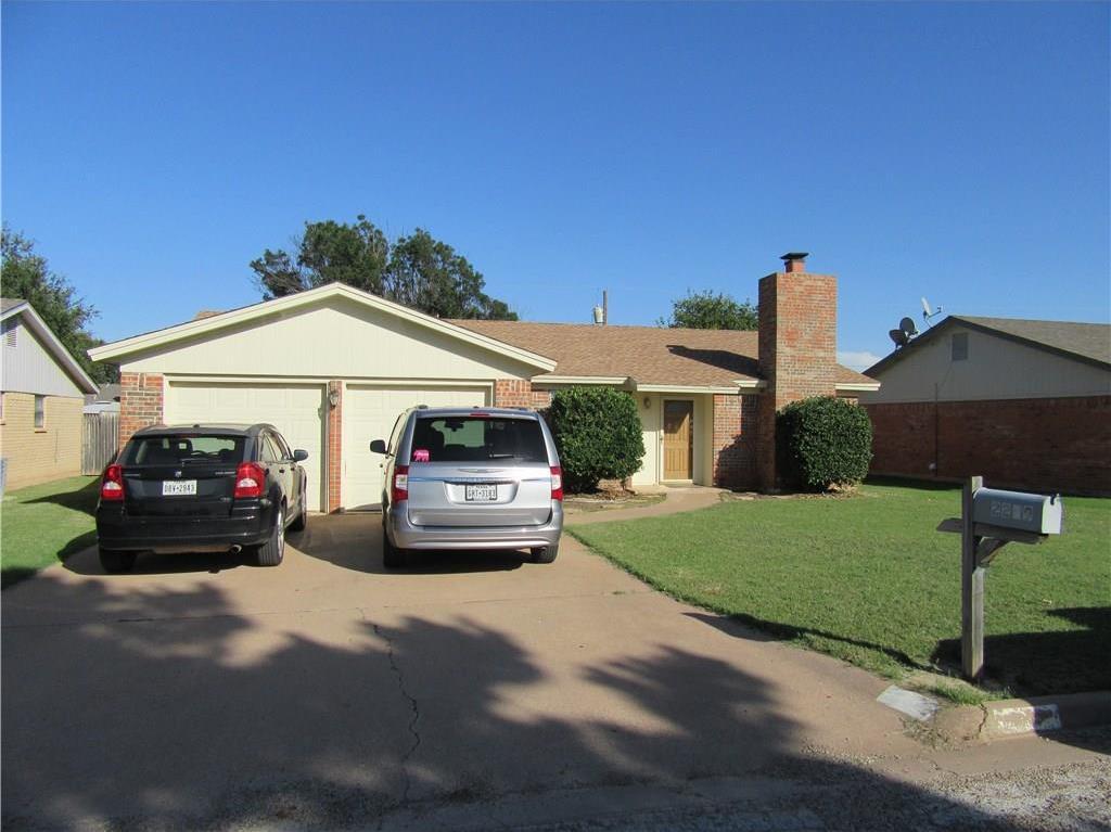 Sold Property | 2249 Brenda Lane Abilene, Texas 79606 2