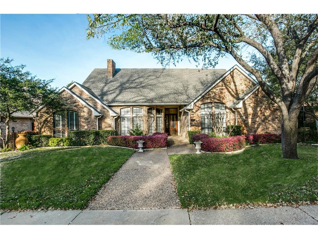 Sold Property   17819 Lost View Road Dallas, Texas 75252 0