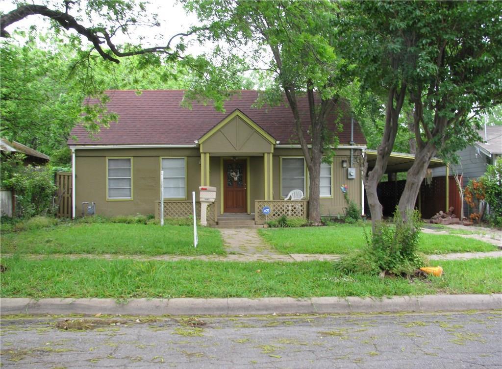 Sold Property | 2514 Madera Street Dallas, Texas 75206 0