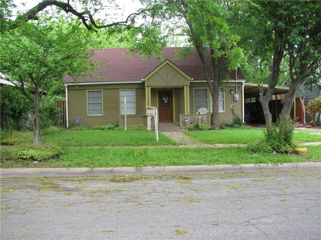 Sold Property | 2514 Madera Street Dallas, Texas 75206 1
