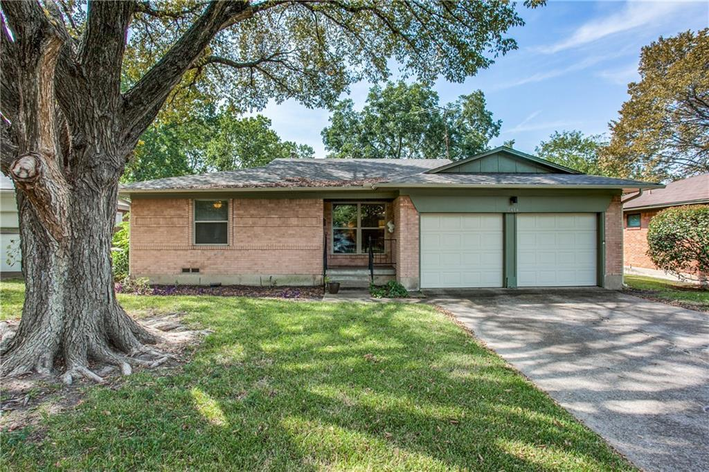 Leased | 2414 Inadale Avenue Dallas, Texas 75228 1