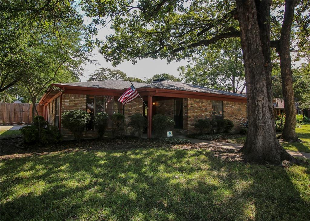 Sold Property | 3801 Brook Shadows Court Arlington, Texas 76016 2