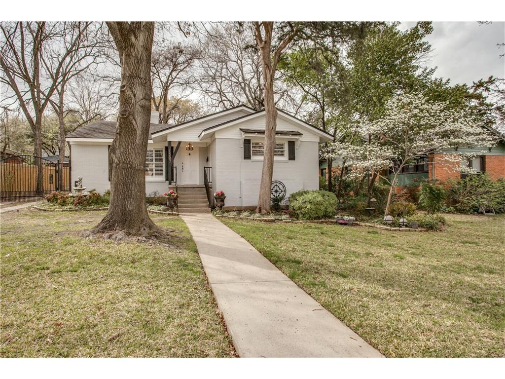 Sold Property | 1507 Eastus Drive Dallas, Texas 75208 1