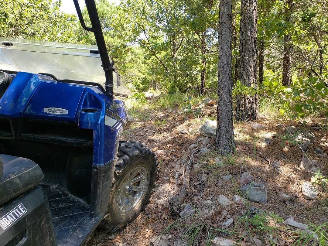 Hunting Land in Oklahoma    Bengal, OK  8