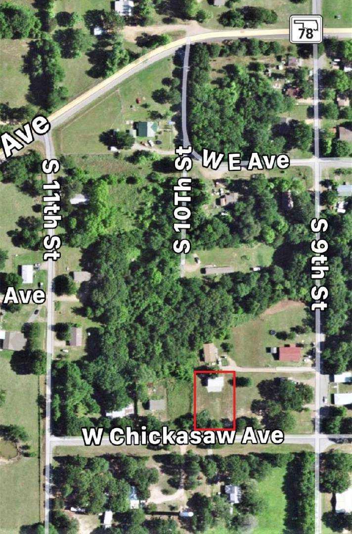 Active | 405 W Chickasaw Milburn, OK 73450 2