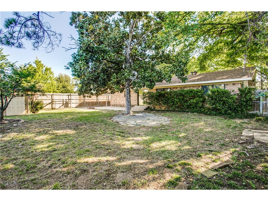 Sold Property | 1204 Waggoner Drive Arlington, Texas 76013 22