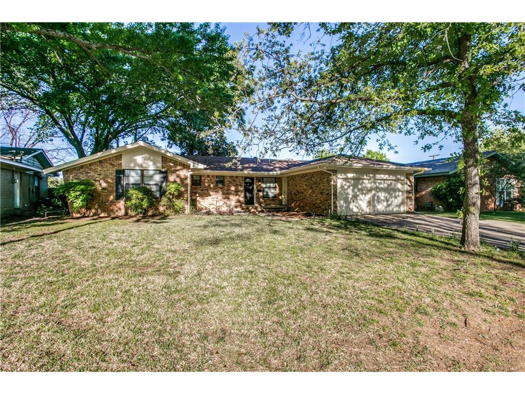 Sold Property | 1204 Waggoner Drive Arlington, Texas 76013 24