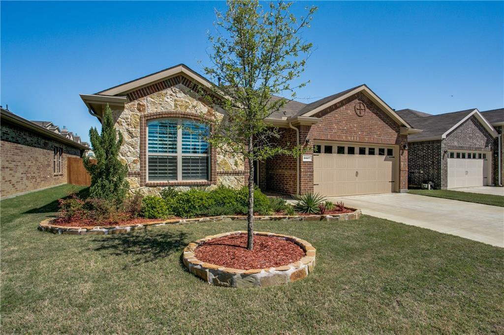 Sold Property | 6607 Eliza Drive Arlington, Texas 76001 0