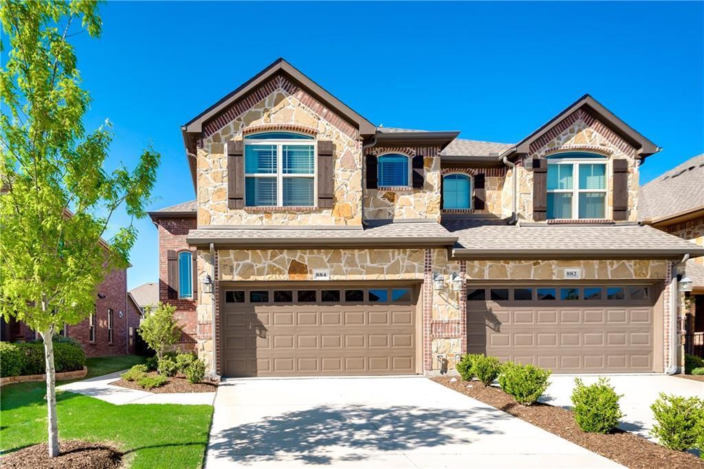 Sold Property | 884 Vaquero Street Allen, Texas 75013 0