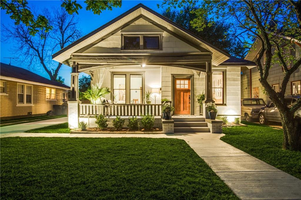 Sold Property | 819 Woodlawn Avenue Dallas, Texas 75208 0