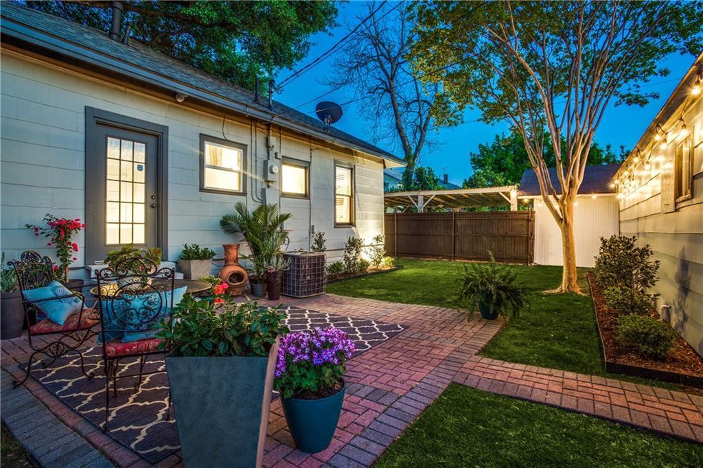 Sold Property | 819 Woodlawn Avenue Dallas, Texas 75208 23
