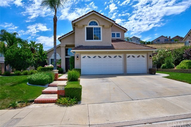 Closed | 2279 Avenida La Paz  Chino Hills, CA 91709 2