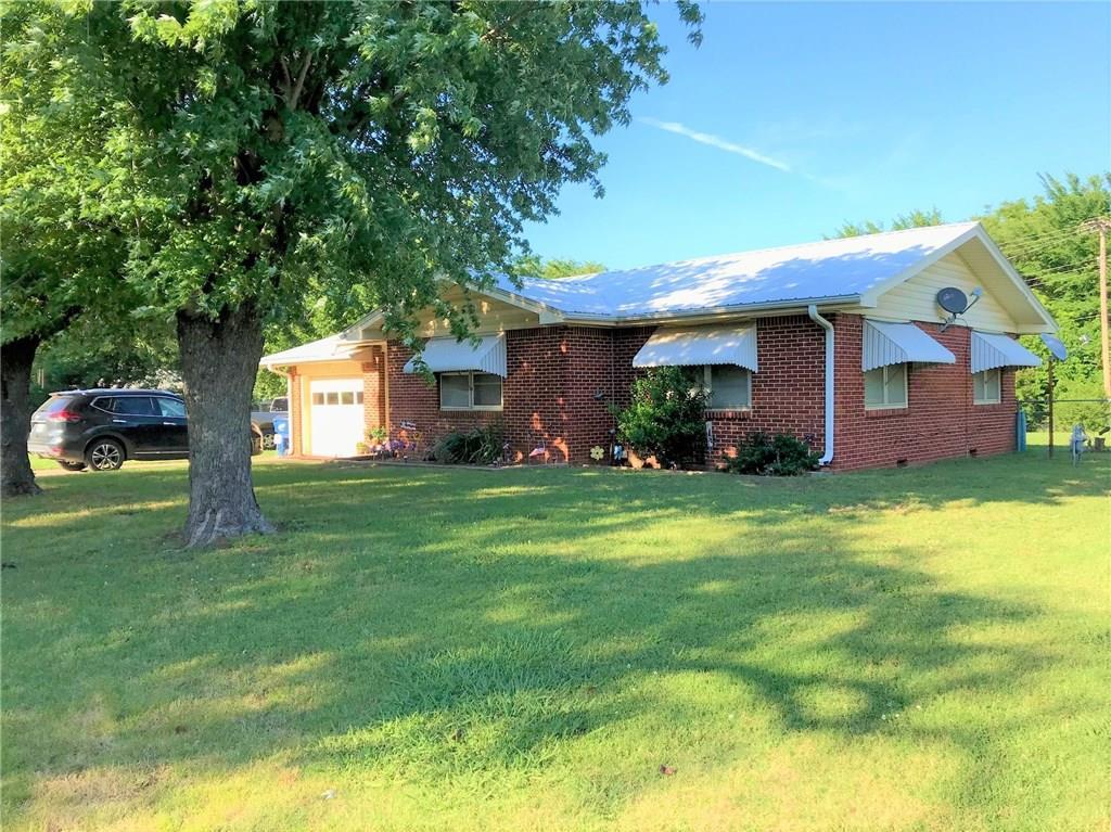 Sold Property | 310 N Madison Konawa, Oklahoma 74849 0