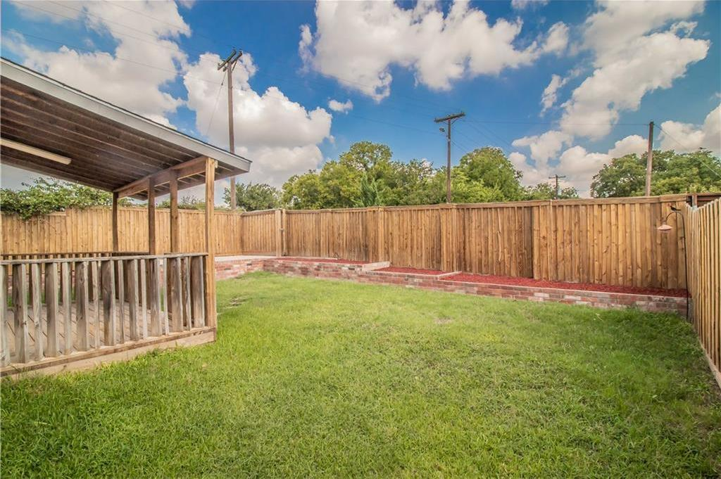 Sold Property | 5316 Jalah Court Sansom Park, Texas 76114 11