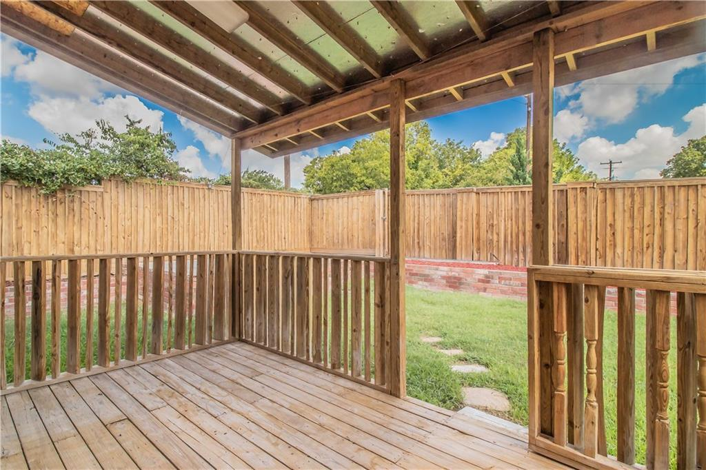 Sold Property | 5316 Jalah Court Sansom Park, Texas 76114 15