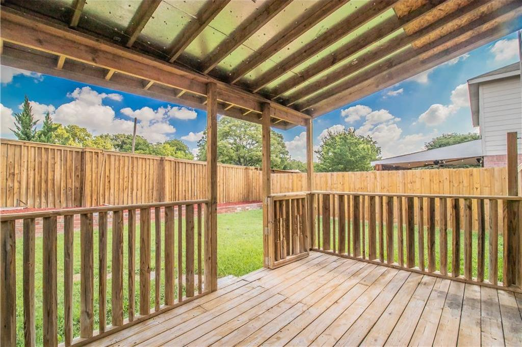 Sold Property | 5316 Jalah Court Sansom Park, TX 76114 16
