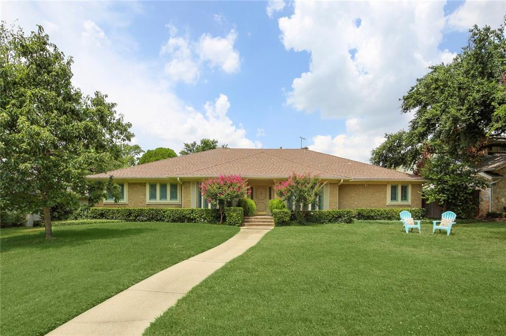 Dallas Real Estate | 7629 Tanglecrest Drive Dallas, Texas 75254 5