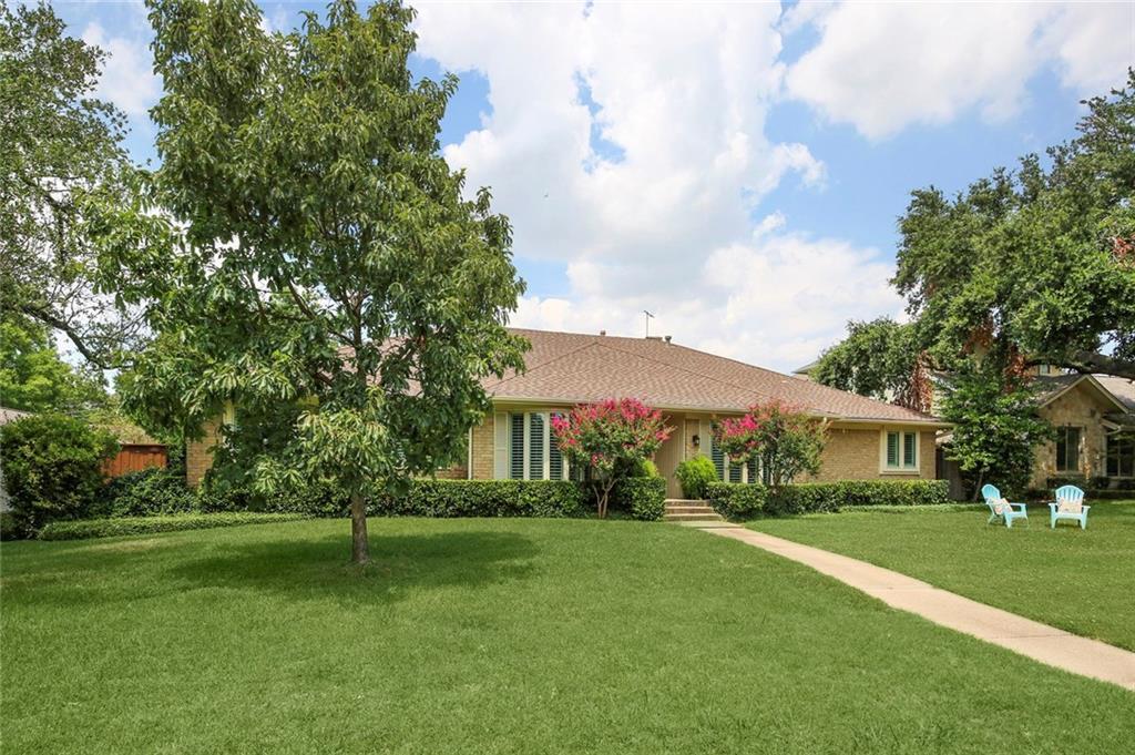 Dallas Real Estate | 7629 Tanglecrest Drive Dallas, Texas 75254 6