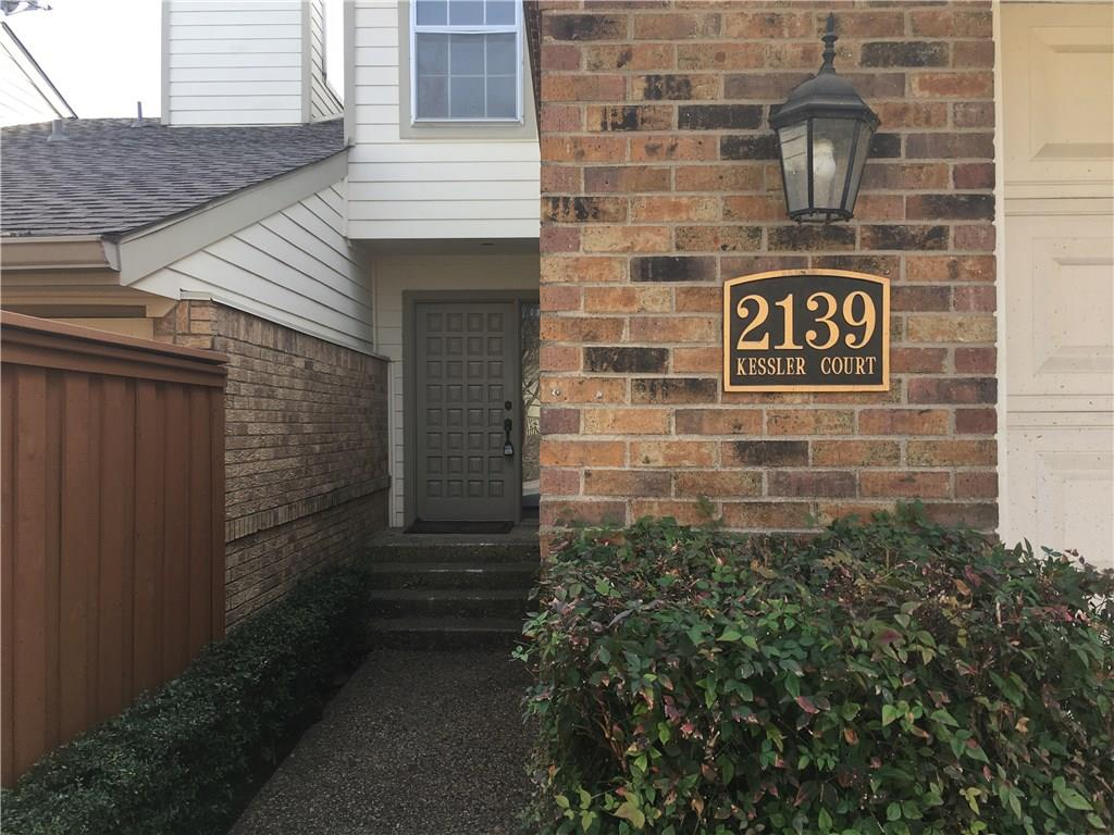 Sold Property | 2139 Kessler Court #42 Dallas, Texas 75208 0