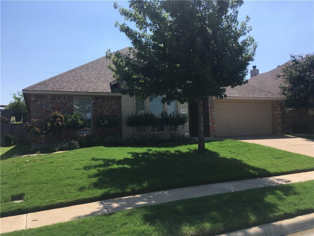 Leased | 3945 Vista Greens Drive Fort Worth, Texas 76244 0