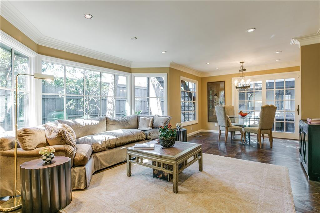 Sold Property | 4524 Westway Avenue Highland Park, Texas 75205 10